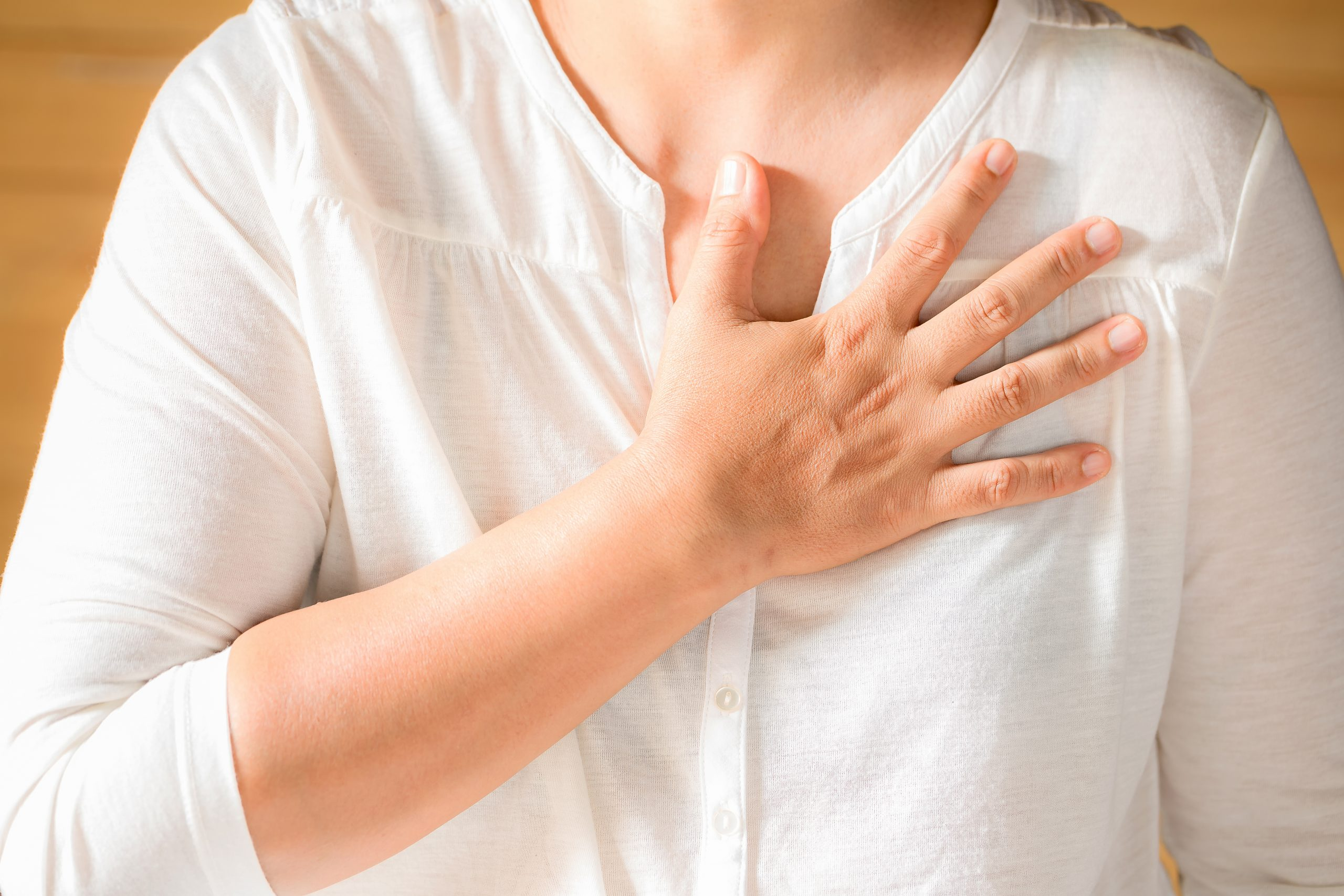 When should I go to the doctor for chest pain